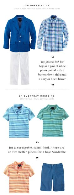spring picks for boys #oscar