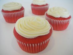 Red Velvet Cupcake Hero by AdamsBest, via Flickr
