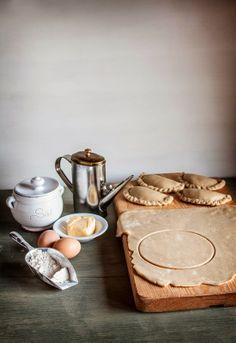 Receta 45: Masa de empanadillas » 1080 Fotos de cocina