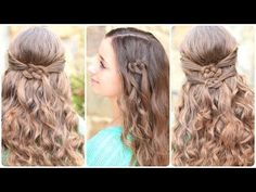 3 Ways to Wear a Celtic Knot  #stpatricksday   #hairstyles #CGHCelticKnots #hair