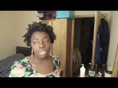 111| Natural Hair Tutorial: Two Strand Twist Out for Short Natural Hair