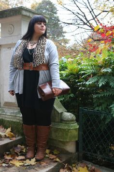 black boots, fall outfits, plus size fashions, fashion fall, brown boots, fall styles, big girl fashion, curvy style, curvy fashion