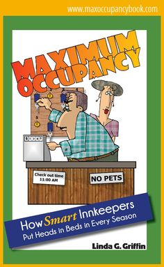 My new innkeeper marketing book has launched!