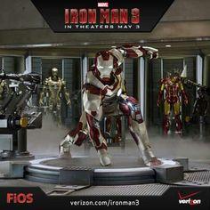 Iron man 3, comming soon..
