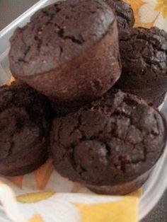 Zsu életmód blogja: Extra csokis almás muffin (paleo)