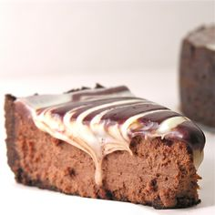 Triple Choc Cheesecake