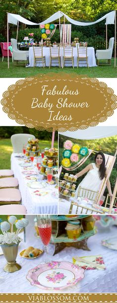 Tea Party ideas for