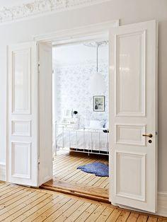 charming scandinavian home