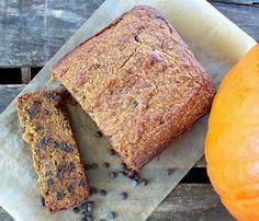 The Urban Poser:: Grain Free Pumpkin, Spice and Chocolate Loaf (Gluten/Dairy/Grain Free))
