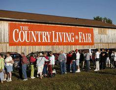 Country Living Fair, Columbus, Ohio