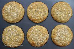 Gourmet Girl Cooks: Cheeseburgers in Paradise...on Grain-free Sesame Seed Buns