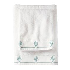 Aqua Gobi Bath Towels from @Serena and Lily for master bathroom