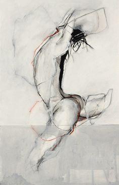DESIRES_IV/ Gaston Carrio, Argentina/ Painting, Mixed Media