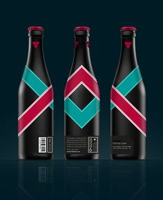 Special Strong Lager #packaging #branding #identity #design #marketing #bottles