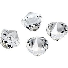 $7.95. 4 clear diamond magnets. Want lots.