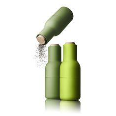 Menu & Norm's Bottle Grinder Small Green Set of 2 #stylestore