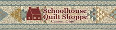 Fabric Designer Judie Rothermel, Schoolhouse Quilt Shoppe