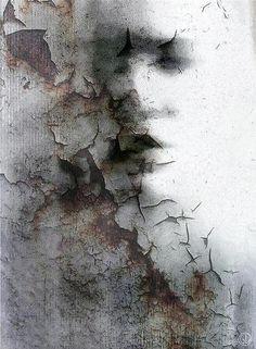 Shadow On A Wall By Gun Legler