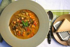 finally! learning how to make vegetable soup - A Way To Garden
