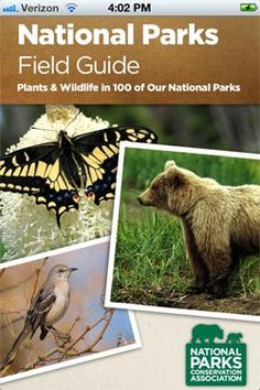 Download Our Field Guide to National Parks App | National Parks Conservation Association