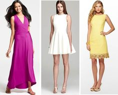 3 Summer Date Dresses Every Woman Should Own #datechat