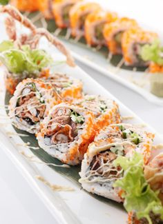 Pairing Sushi with Craft Beers