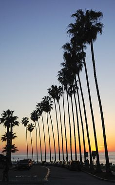 Love San Diego! The sun is just more beautiful in Southern California.