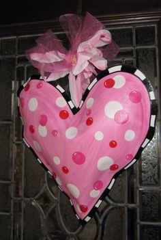 Valentines Front Door Decor