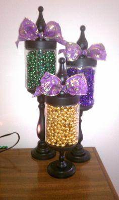 Think I'll do this for Mardi  Gras!