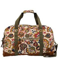 Roxy Wanderful Weekend Duffle Bag | Masseys!