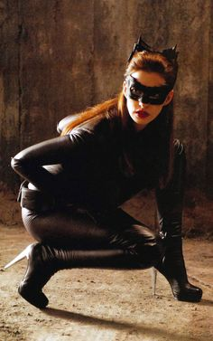 Anne Hathaway as Selina Kyle / CatWoman, The Dark Knight Rises