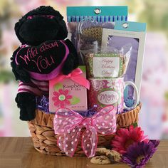 Happy Mothers Day  Mothers Day Gift Basket   $89.95