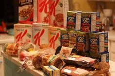Stockpiling Groceries 101