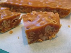 Twirl and Taste: Brown Sugar Fudge is sweet as a KISS and melts in your mouth! The perfect holiday candy for eating or gifting!