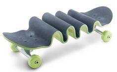 'Skate Fails' Collection of Melting Skateboards