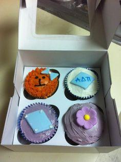 ADPi Cupcakes.
