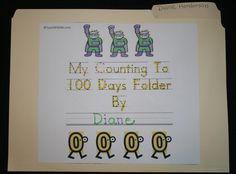 zero the hero, counting up to 100-day, ideas for back to school, ideas for the first day of school,
