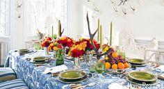 Aspen-Inspired Table