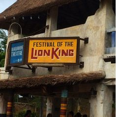 Festival of the Lion King opens today! Looking forward to sharing it with you! | #animalkingdom #wdw #disney #florida #festivalofthelionking #FOTLK #DAK #HarambeVillage