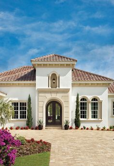 Luxury Custom Home Photo- Exterior