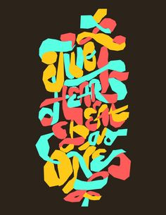 Erik Marinovich – Friends of Type – Two Hearts Beat as One