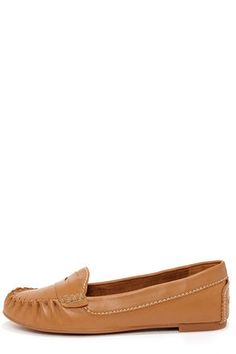 murphey tan, moccasin loafer, tan moccasin