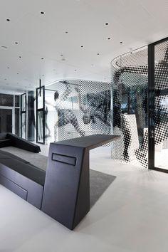 'adidas laces' by kadawittfeldarchitektur, herzogenaurach, germany
