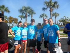 Real Food Warriors at the 2012 Spartan Race in Miami (Pre Race)