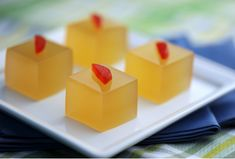 Whiskey Sour Jello Shots! Who wants?! Find great #cocktails at http://liquor.com/