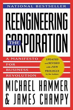 Books on business  reengineering_corporation.jpg. Overflow Cafe