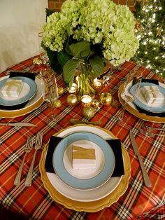 holiday, sadi, season, mad, plaid christma, tabletop, christmas, christma tablescap, entertain