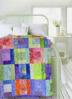 I love the fabrics and design.