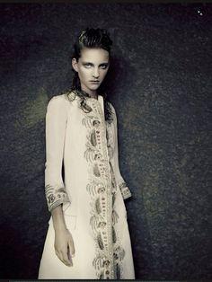 Vogue Italia Alta Moda September 2014 - by Paolo Roversi