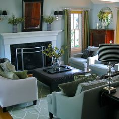 Small Living Room Design Ideas, Pictures, Remodel, and Decor - page 88